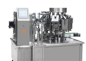 Pickles Industrial Vacuum Packaging Machine 10KW Power High Performance