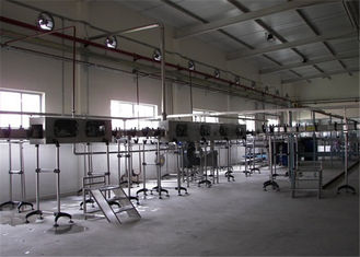 Makrela Processing Professional Canning Equipment, 30kw Food Canning Machine